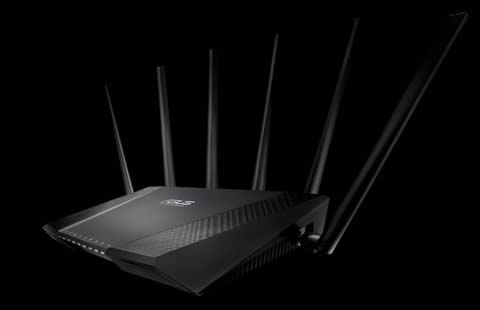 ASUS RT - AC3200 Tri-Band Gigabit Wi-Fi Router